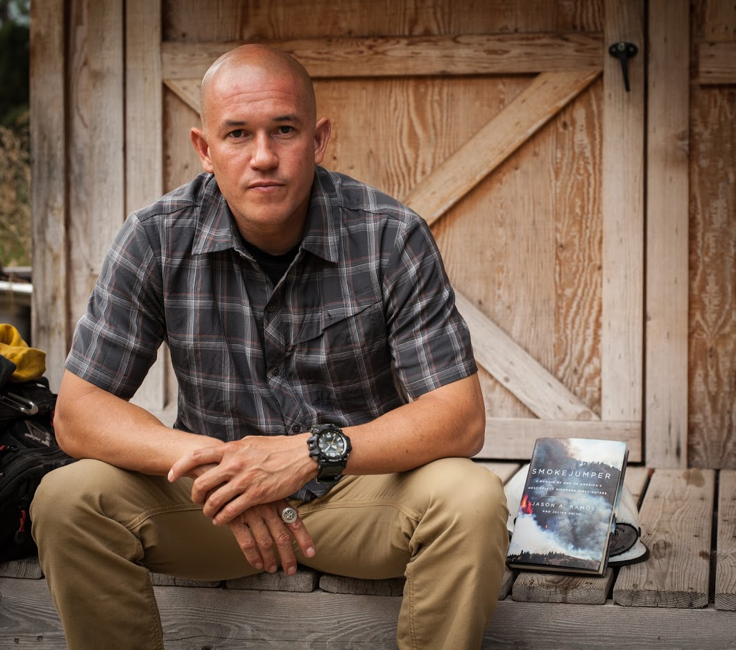 Jason A. Ramos, Smokejumper and Owner of PRg