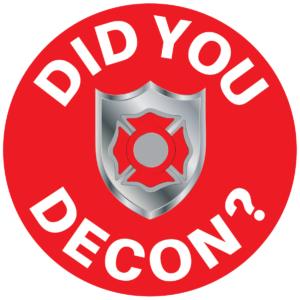 Did You Decon? Sticker